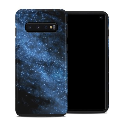 Samsung Galaxy S10 Hybrid Case - Milky Way
