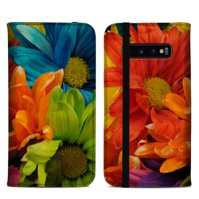 Samsung Galaxy S10 Plus Folio Case - Colours