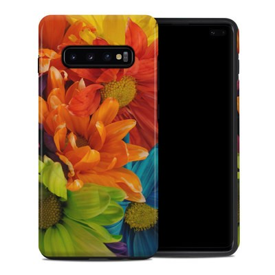 Samsung Galaxy S10 Plus Hybrid Case - Colours