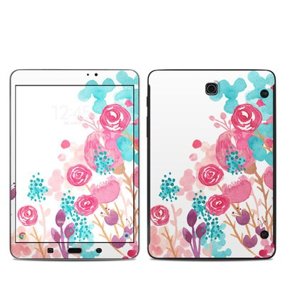 Samsung Galaxy Tab S2 8in Skin - Blush Blossoms