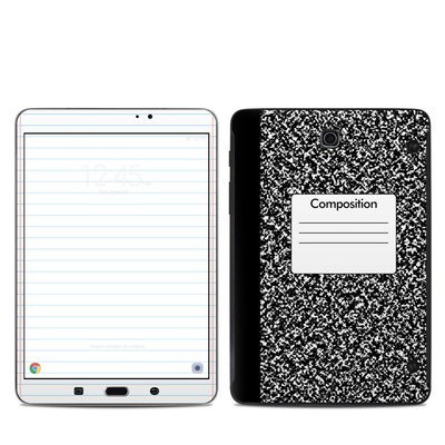 Samsung Galaxy Tab S2 8in Skin - Composition Notebook