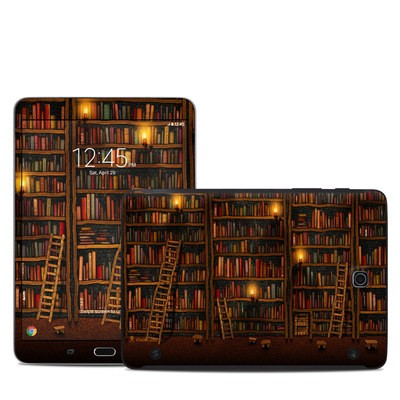 Samsung Galaxy Tab S2 8in Skin - Library