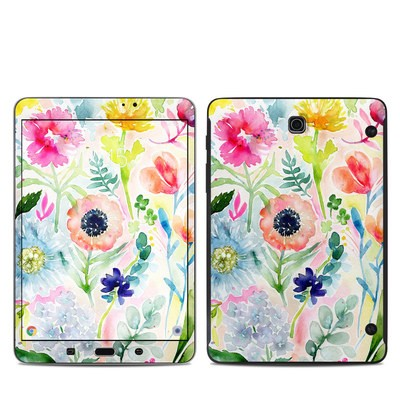 Samsung Galaxy Tab S2 8in Skin - Loose Flowers