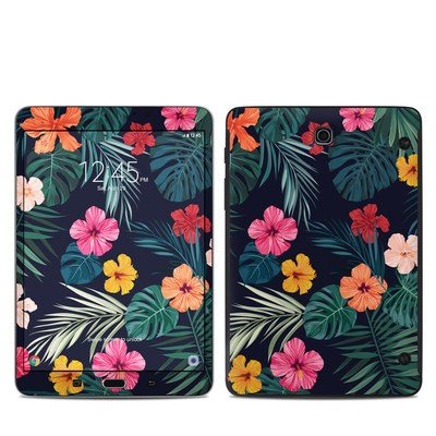 Samsung Galaxy Tab S2 8in Skin - Tropical Hibiscus