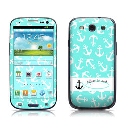 Samsung Galaxy S III Skin - Refuse to Sink