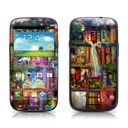 Samsung Galaxy S III Skin - Treasure Hunt