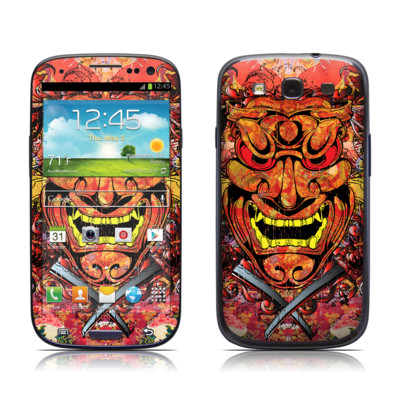 Samsung Galaxy S III Skin - Asian Crest