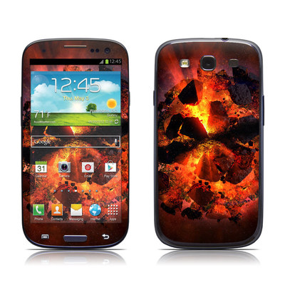 Samsung Galaxy S III Skin - Aftermath