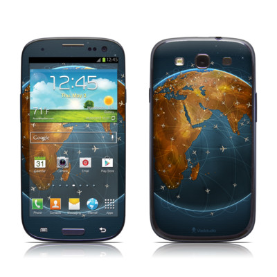Samsung Galaxy S III Skin - Airlines