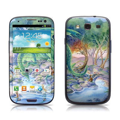 Samsung Galaxy S III Skin - Of Air And Sea
