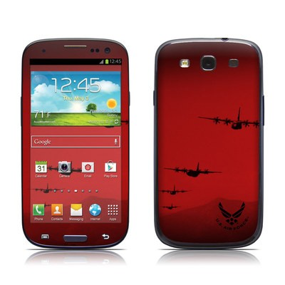 Samsung Galaxy S III Skin - Air Traffic