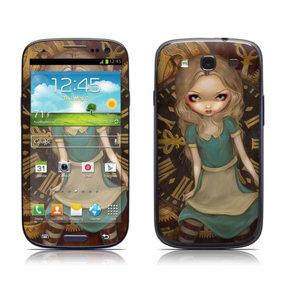 Samsung Galaxy S III Skin - Alice Clockwork