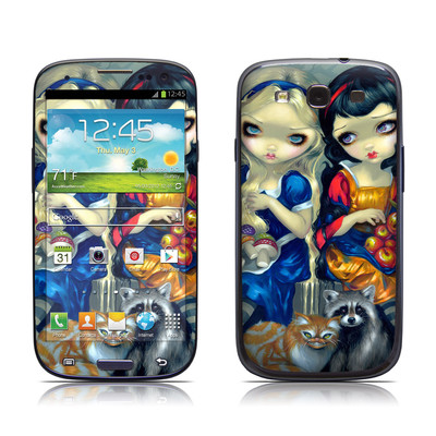 Samsung Galaxy S III Skin - Alice & Snow White