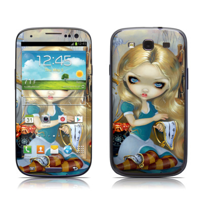 Samsung Galaxy S III Skin - Alice in a Dali Dream