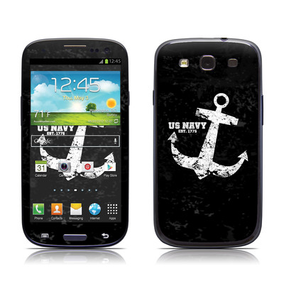 Samsung Galaxy S III Skin - Anchor