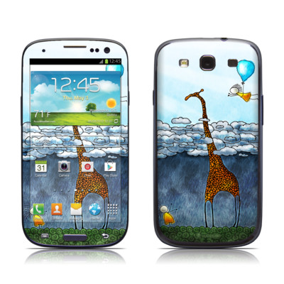 Samsung Galaxy S III Skin - Above The Clouds