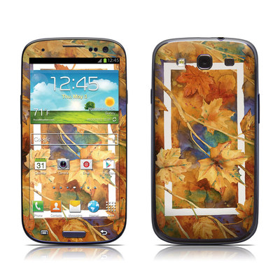 Samsung Galaxy S III Skin - Autumn Days
