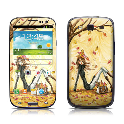 Samsung Galaxy S III Skin - Autumn Leaves