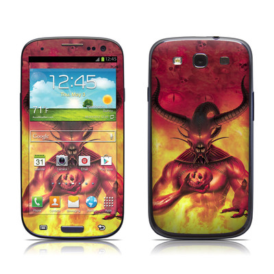 Samsung Galaxy S III Skin - The Beast