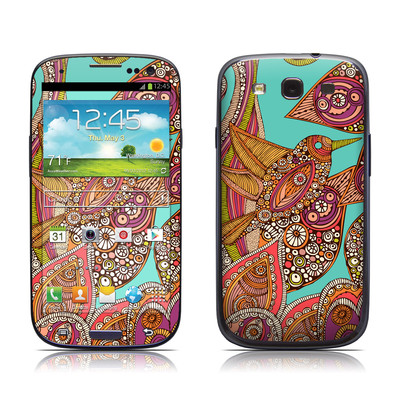 Samsung Galaxy S III Skin - Bird In Paradise