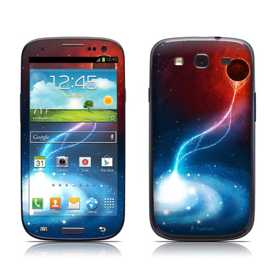 Samsung Galaxy S III Skin - Black Hole
