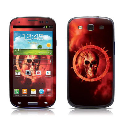 Samsung Galaxy S III Skin - Blood Ring