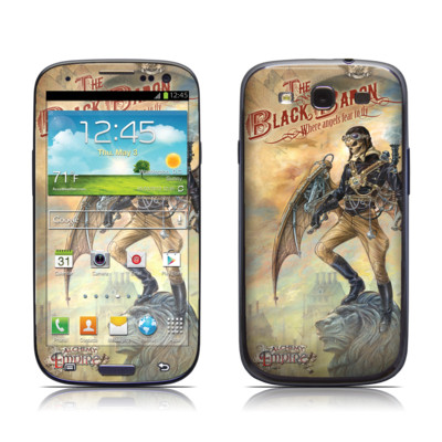 Samsung Galaxy S III Skin - The Black Baron