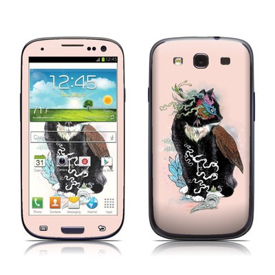 Samsung Galaxy S III Skin - Black Magic