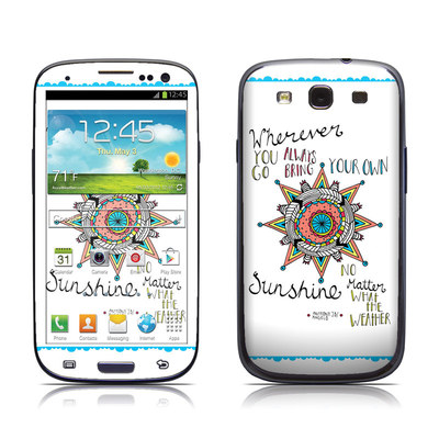 Samsung Galaxy S III Skin - Bring Your Own