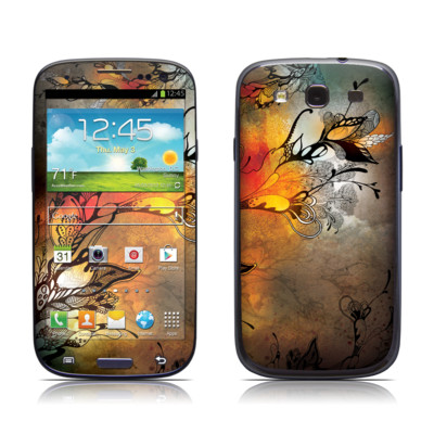 Samsung Galaxy S III Skin - Before The Storm
