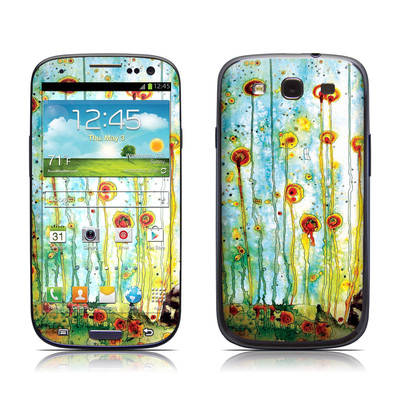 Samsung Galaxy S III Skin - Beneath The Surface