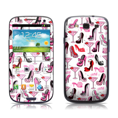 Samsung Galaxy S III Skin - Burly Q Shoes