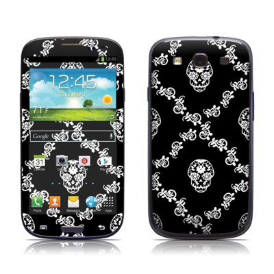 Samsung Galaxy S III Skin - Calavera Lattice