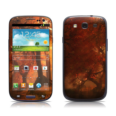 Samsung Galaxy S III Skin - Canopy Creek Autumn