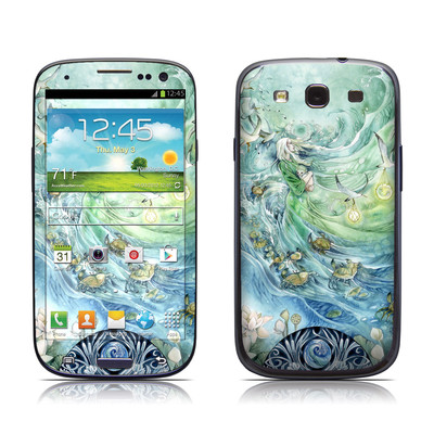 Samsung Galaxy S III Skin - Cancer
