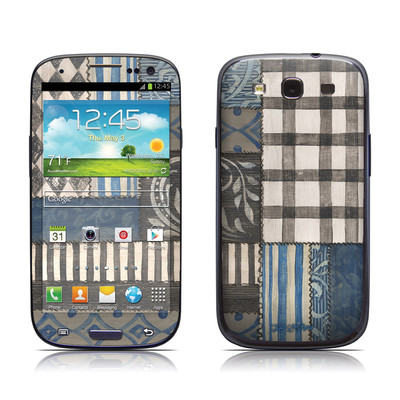 Samsung Galaxy S III Skin - Country Chic Blue