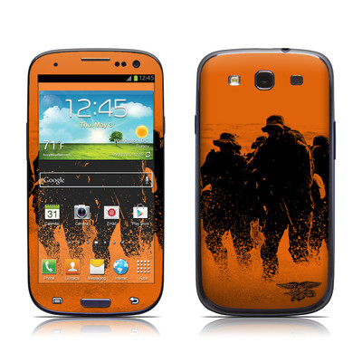 Samsung Galaxy S III Skin - Charge