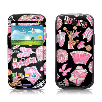 Samsung Galaxy S III Skin - Cheerleader