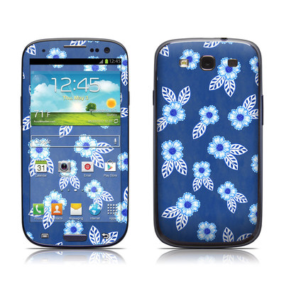 Samsung Galaxy S III Skin - China Blue