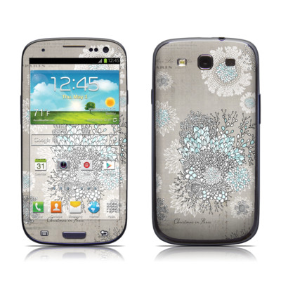 Samsung Galaxy S III Skin - Christmas In Paris