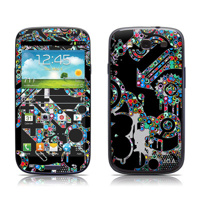 Samsung Galaxy S III Skin - Circle Madness