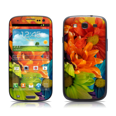 Samsung Galaxy S III Skin - Colours