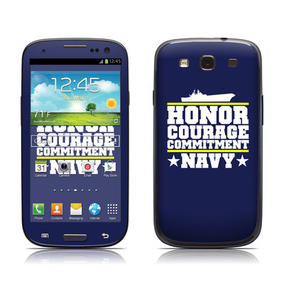 Samsung Galaxy S III Skin - Commitment