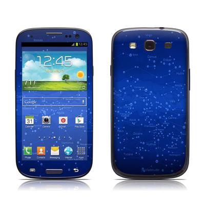Samsung Galaxy S III Skin - Constellations
