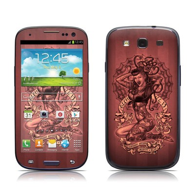 Samsung Galaxy S III Skin - If Looks Could Kill