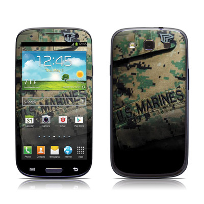 Samsung Galaxy S III Skin - Courage