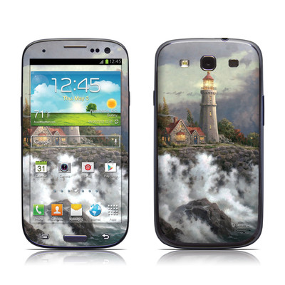 Samsung Galaxy S III Skin - Conquering Storms