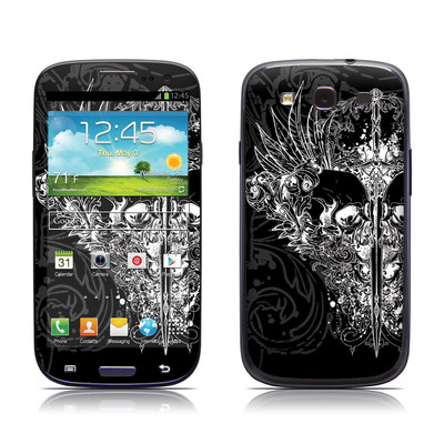 Samsung Galaxy S III Skin - Darkside
