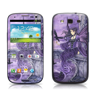 Samsung Galaxy S III Skin - Dark Wings