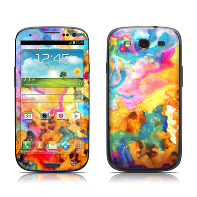 Samsung Galaxy S III Skin - Dawn Dance